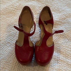 Ugg red Clogs